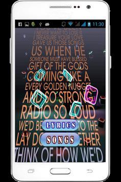 Idina Menzel Full Lyrics poster