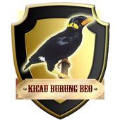 Kicau Burung Beo icon