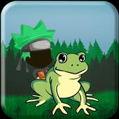 Froggie Hunter Run icon