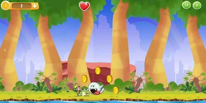 Froggie Hunter Run apk screenshot