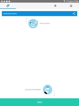 ScreenMeet. Easy Phone Meeting screenshot 5