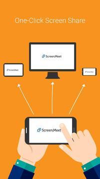 ScreenMeet. Easy Phone Meeting screenshot 9