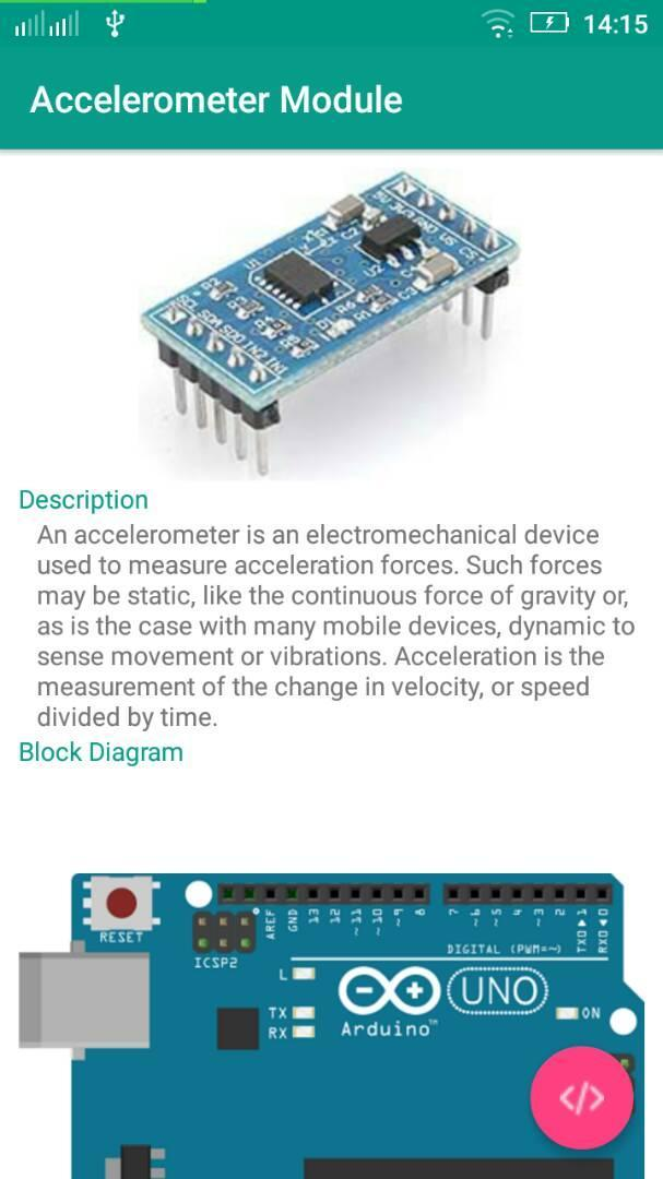 Arduino Sensors for Android - APK Download