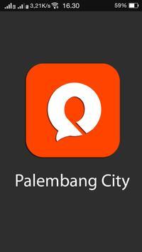 Palembang City poster