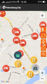Palembang City screenshot 1