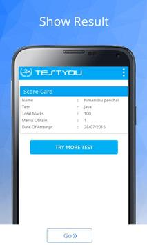 TestYou - Test Your Skills apk screenshot
