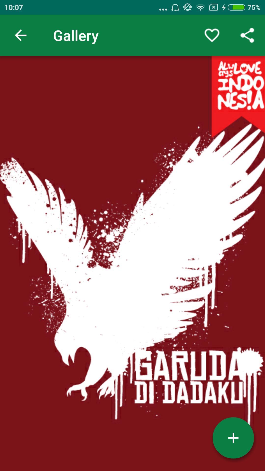Garuda Di Dadaku Wallpaper Pour Android Telechargez L Apk