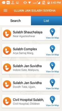 Ujjain Jan Sulabh Suvidha apk screenshot