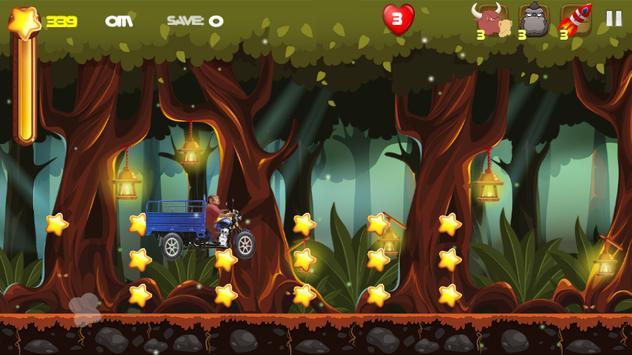 jarwo tossa adventure world apk screenshot