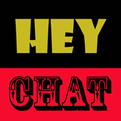 Hey ! Chat icon