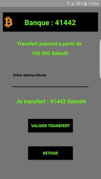 Satoshi Pocket screenshot 5