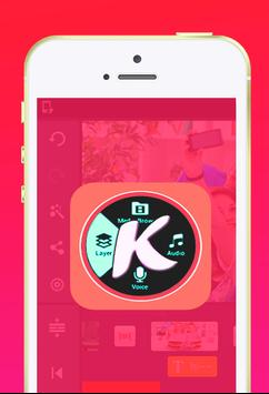 tips for KineMaster tutorial apk screenshot