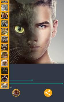 InstaFace Animal face morphing screenshot 2