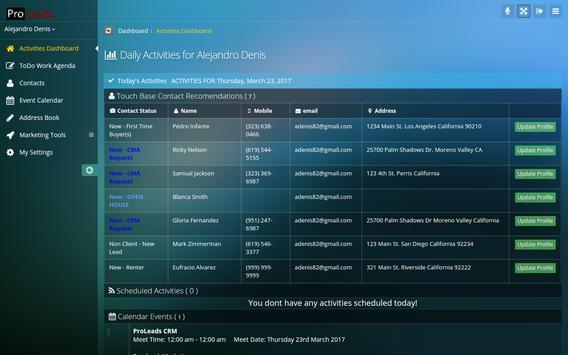 ProLeads CRM screenshot 6