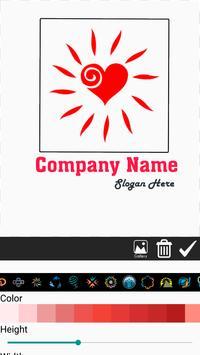 Logo Maker Free - Logo Creator , Logo Generator screenshot 9