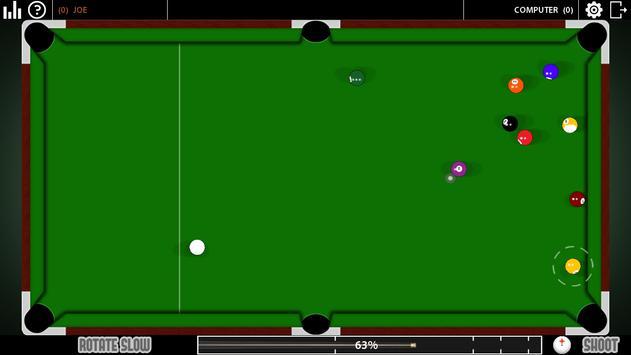 Gr8 Pool Free apk screenshot