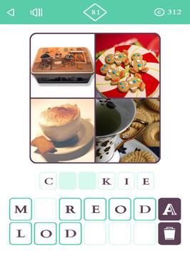 1 Word 4 Pictures Fun apk screenshot