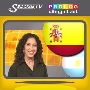 SPANISH on Video! Speakit.tv screenshot 1