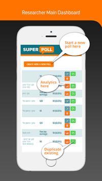 Superpoll Poll & Survey maker poster