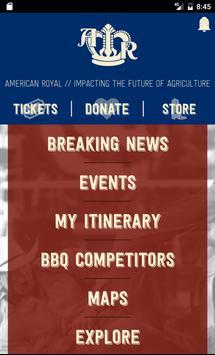 American Royal poster