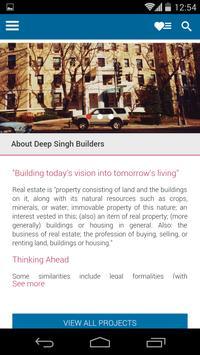 Deep Singh Builders poster