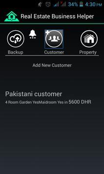 Real Estate Business Helper apk screenshot