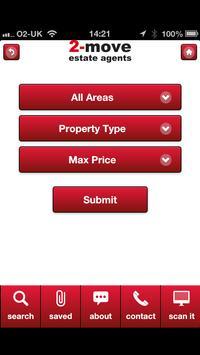 2-move Estate Agents apk screenshot