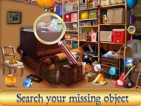 Hidden Object Missing Evidence apk screenshot