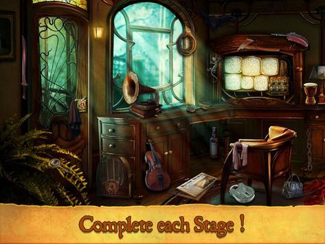 Hidden Object Mystery Rooms screenshot 4