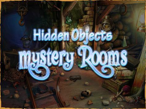 Hidden Object Mystery Rooms apk screenshot