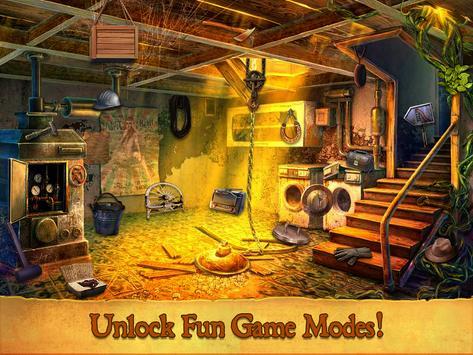 Hidden Object Mystery Rooms screenshot 10