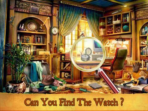 Hidden Object Mystery Rooms screenshot 1