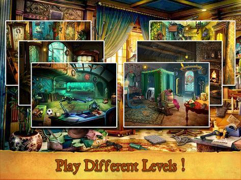 Hidden Object Mystery Rooms screenshot 2