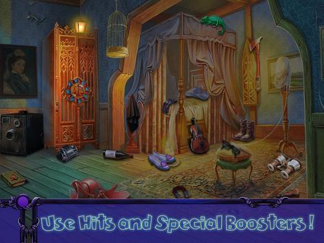Hidden Objects Haunted Scene apk screenshot