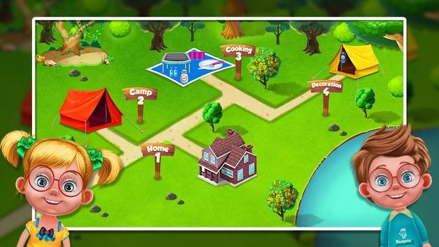 Jungle Summer Camping screenshot 12