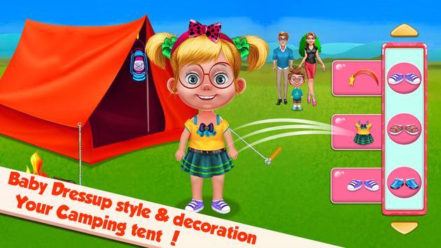 Jungle Summer Camping screenshot 2