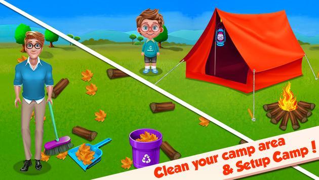 Jungle Summer Camping screenshot 5
