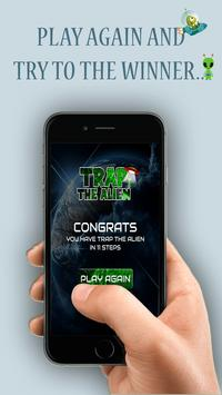 Trap The Alien apk screenshot