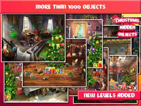 Christmas Hidden Objects apk screenshot