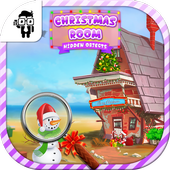 Christmas Room Hidden Objects icon