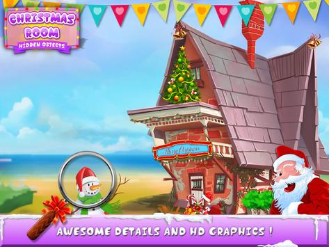Christmas Room Hidden Objects poster