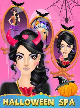 Halloween Spa apk screenshot