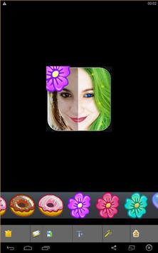 Photo pro Editor Stickers Cute screenshot 1