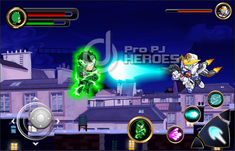 Pj Robot Masks Gekko for Android - APK Download