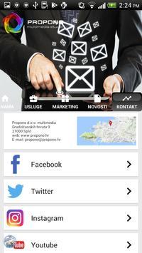 Propono Multimedia screenshot 6
