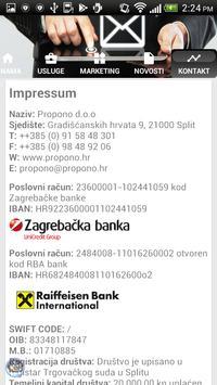 Propono Multimedia screenshot 7