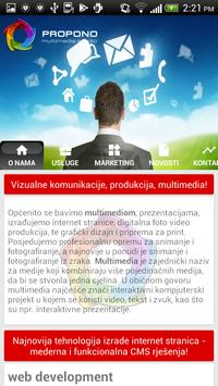 Propono Multimedia poster