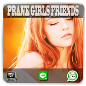 Fake Girlfriend Video Call - Free TIPS icon