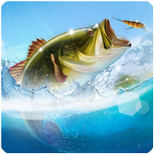 Real Fishing Games icon