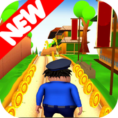 Temple Motu Patlu Run Games icon